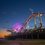 Santa Monica Pier by @ezeaizen