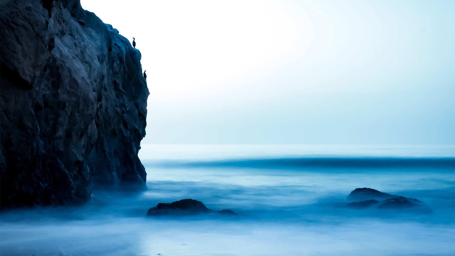 El Matador Beach by Bushra Liotta