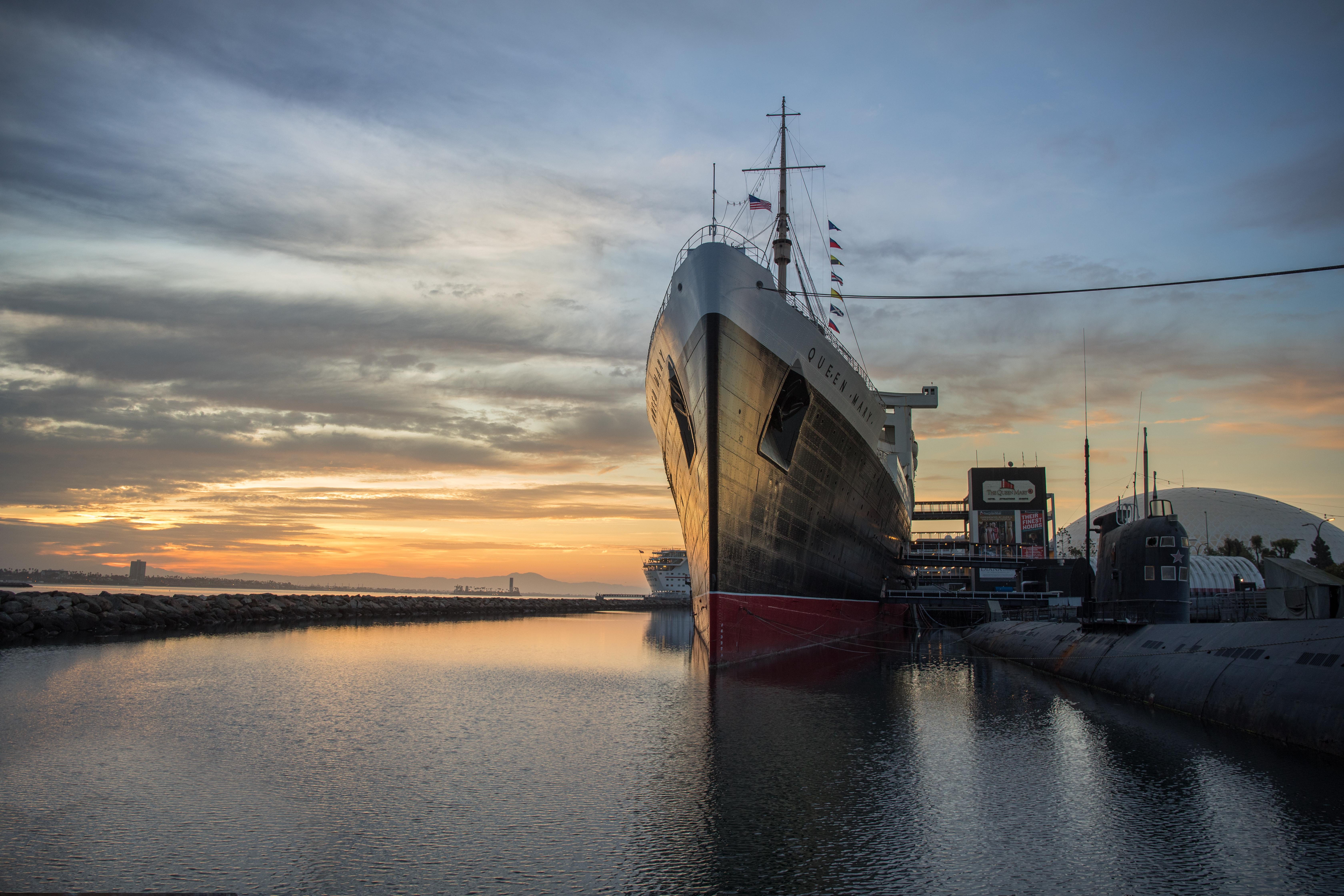 Queen Mary by @tdangphoto